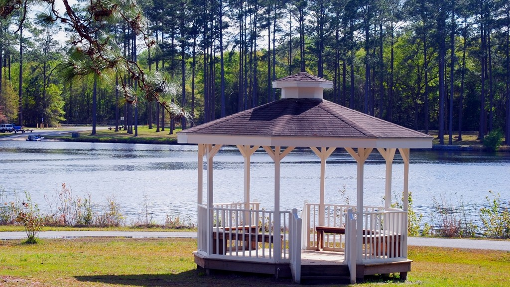Laura Walker State Park Gazebo