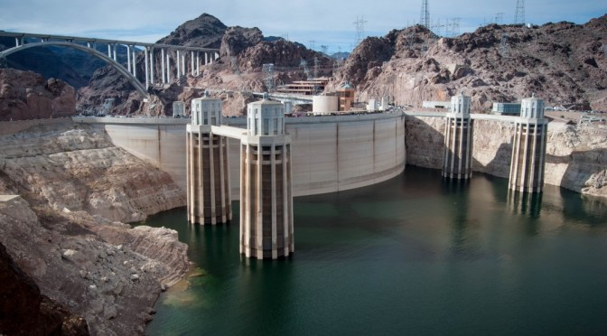 Hoover Dam LOW WATER LEVEL TODAY 08-29-2017 YOU HAVE TO ... |Hoover Dam Water