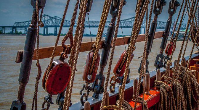 Tall Ships NOLA